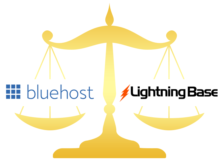 Bluehost vs Web Hosting Hub