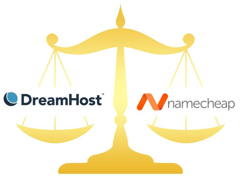 DreamHost vs Namecheap