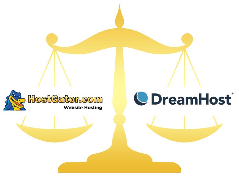 HostGator vs DreamHost