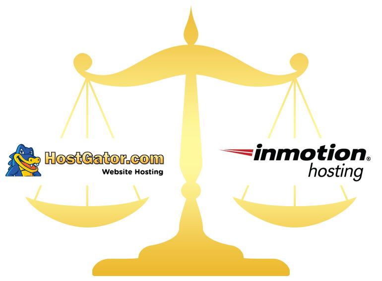 HostGator vs InMotion
