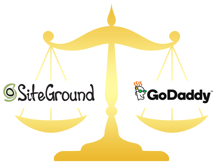 SiteGround vs GoDaddy Hosting Comparison