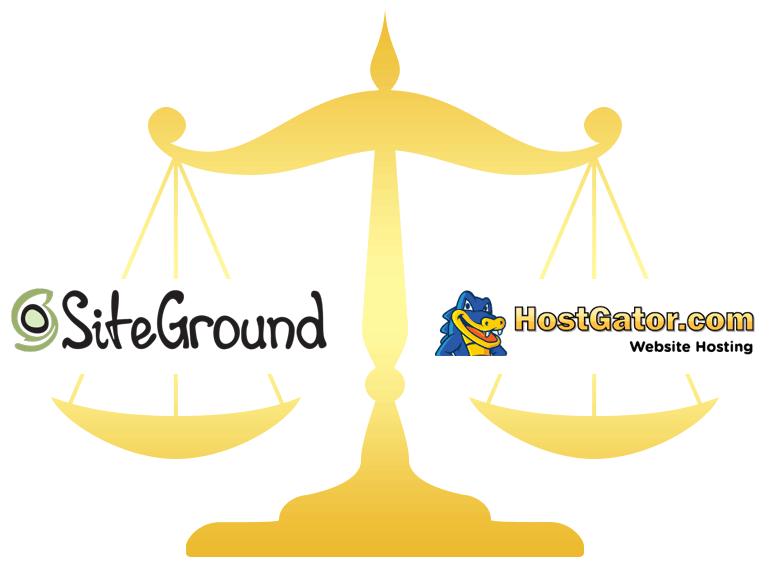 SiteGround vs HostGator Hosting Comparison