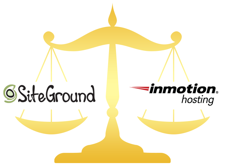 SiteGround vs InMotion Hosting Comparison