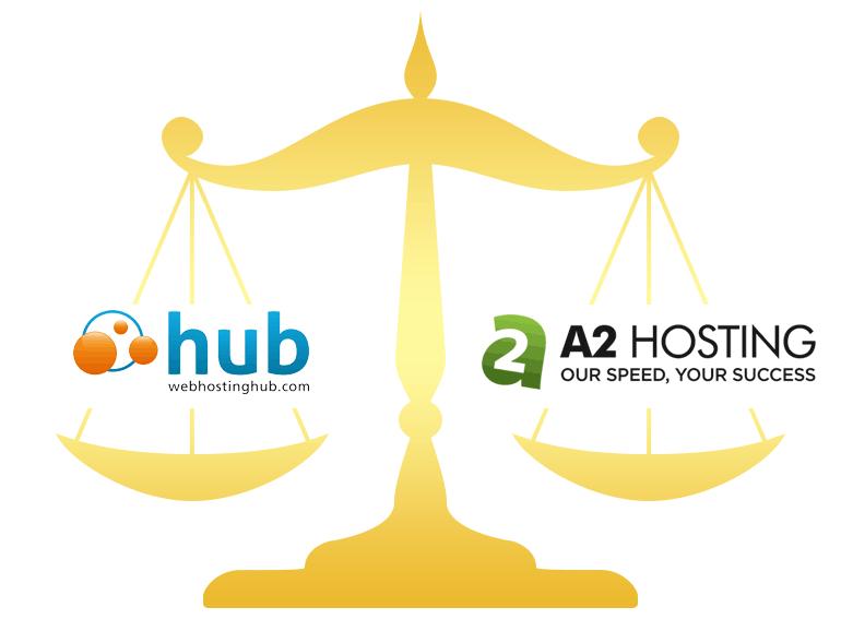 Web Hosting Hub vs A2 Hosting