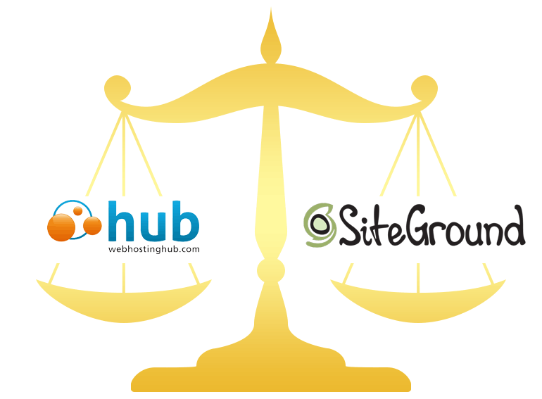 Web Hosting Hub vs SiteGround Hosting Comparison