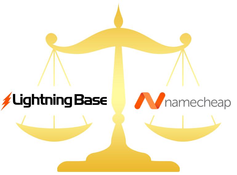 A2 Hosting vs Namecheap