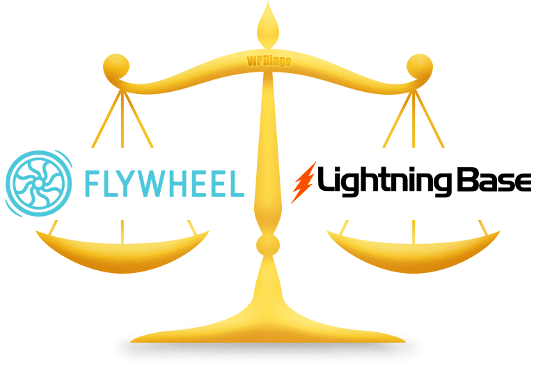Flywheel vs Lightning Base