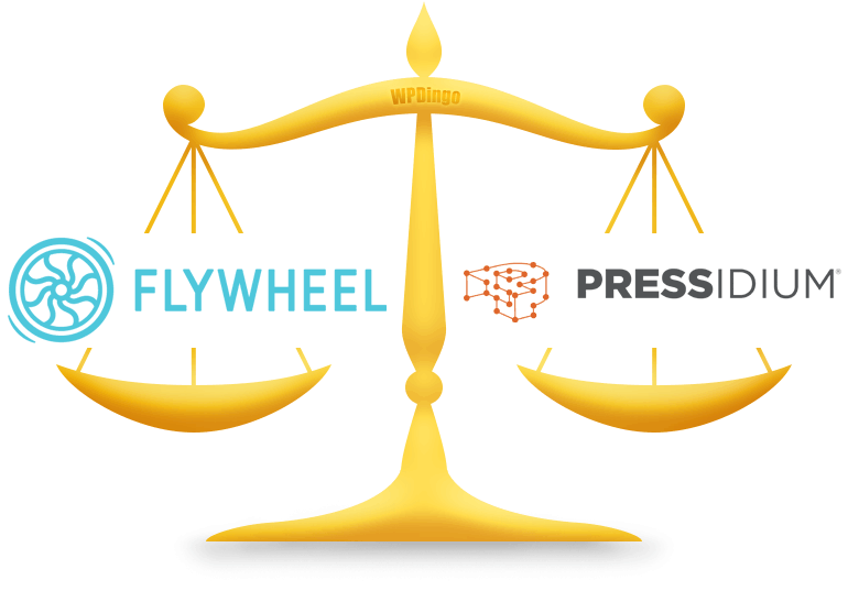 Flywheel vs Pressidium