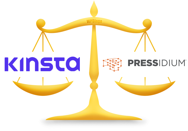 Kinsta vs Pressidium