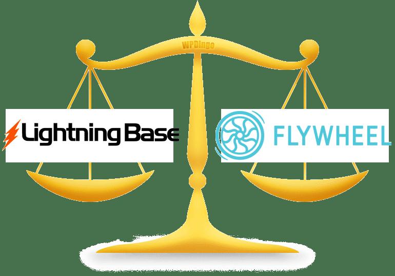 Lightning Base vs Flywheel