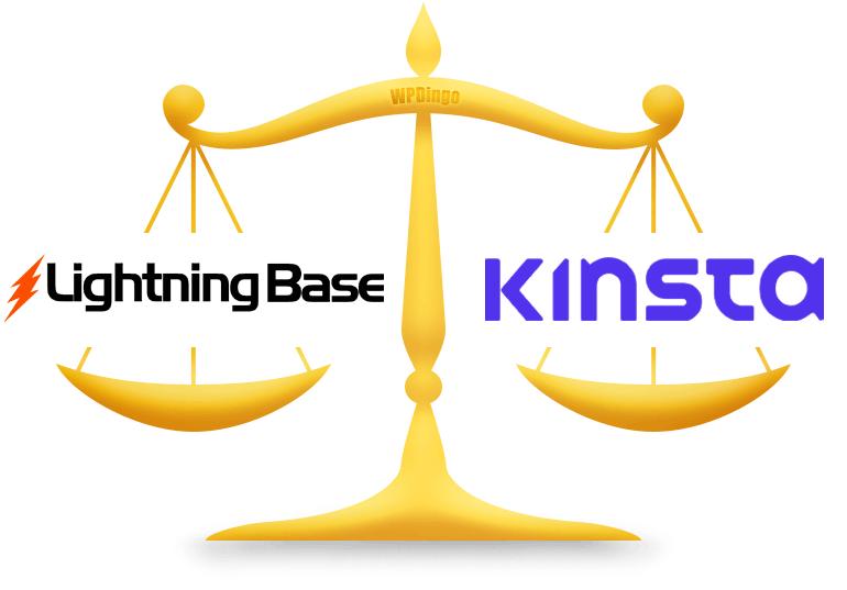 Lightning Base vs Kinsta