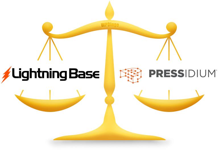 Lightning Base vs Pressidium