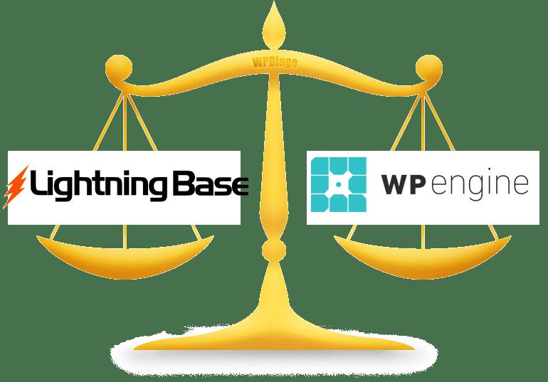 Lightning Base vs WP Engine