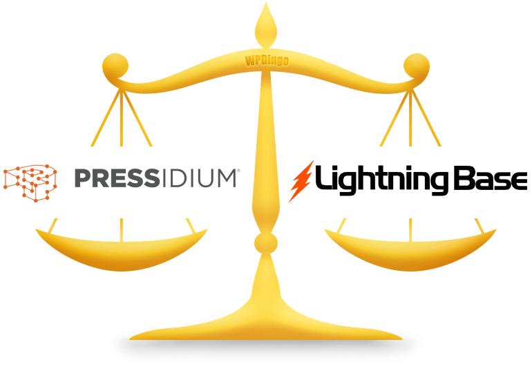 Pressidium vs Lightning Base