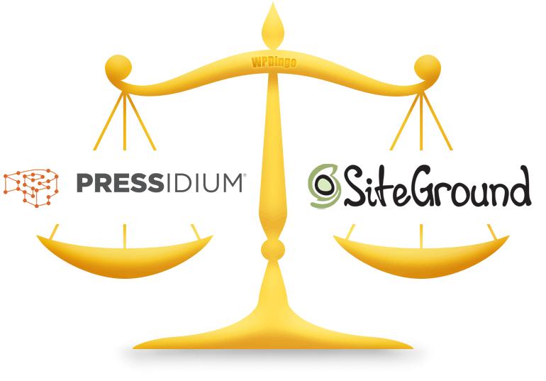 Pressidium vs SiteGround 2019